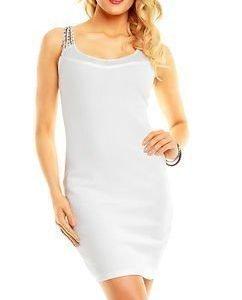 Kelsie Dress White