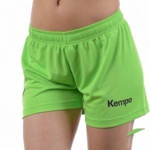 Kempa Circle Shorts Treenishortsit Vihreä / Musta