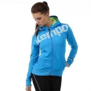 Kempa Core Hood Jacket Vetoketjuhuppari Sininen