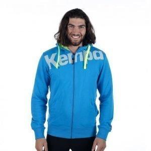 Kempa Core Hoody Jacket Vetoketjuhuppari Sininen