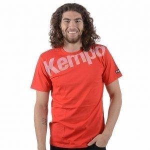 Kempa Core T-Shirt Treenipaita Punainen