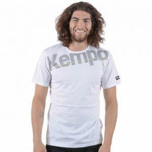 Kempa Core T-Shirt Treenipaita Valkoinen