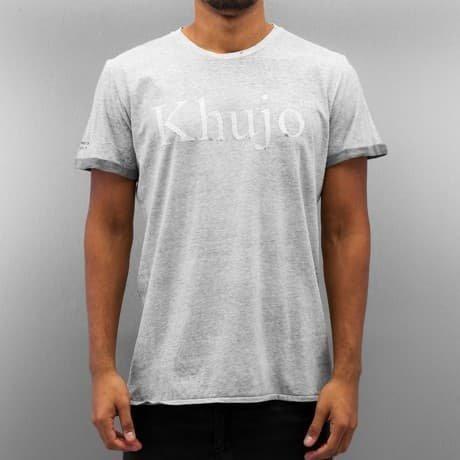 Khujo T-paita Harmaa