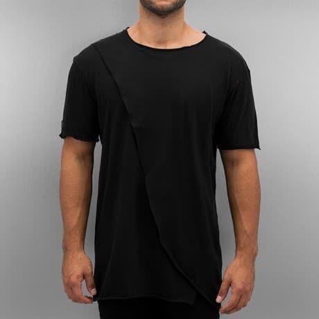 Khujo T-paita Musta