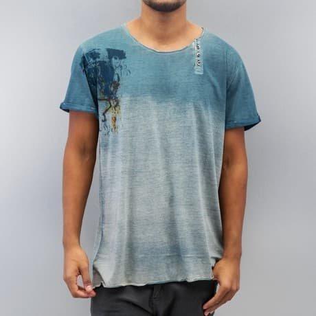 Khujo T-paita Sininen