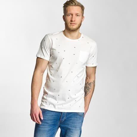 Khujo T-paita Valkoinen