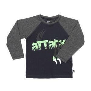 Kids-up Vixen pitkähihainen T-paita
