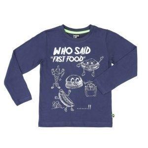 Kids-up pitkähihainen T-paita