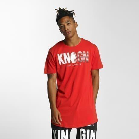 Kingin T-paita Punainen