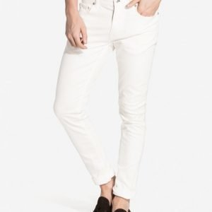 Knowledge Cotton Apparel 5 Pocket Jeans Farkut Bright White