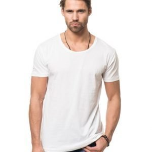 Knowledge Cotton Apparel Basic Loose Tee Bright White