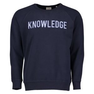 Knowledge Cotton Apparel Collegepaita