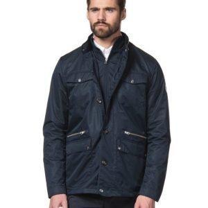 Knowledge Cotton Apparel Light Pet Jacket 1001 Navy