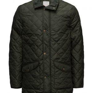 Knowledge Cotton Apparel Long Pet Jacket tikkitakki