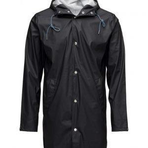 Knowledge Cotton Apparel Long Rain Jacket sadetakki