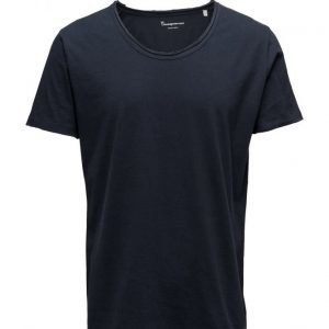 Knowledge Cotton Apparel Loose Basic Tee Gots lyhythihainen t-paita
