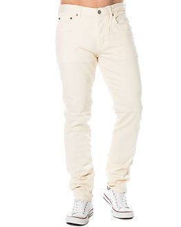 Knowledge Cotton Apparel Organic Denim Winter White
