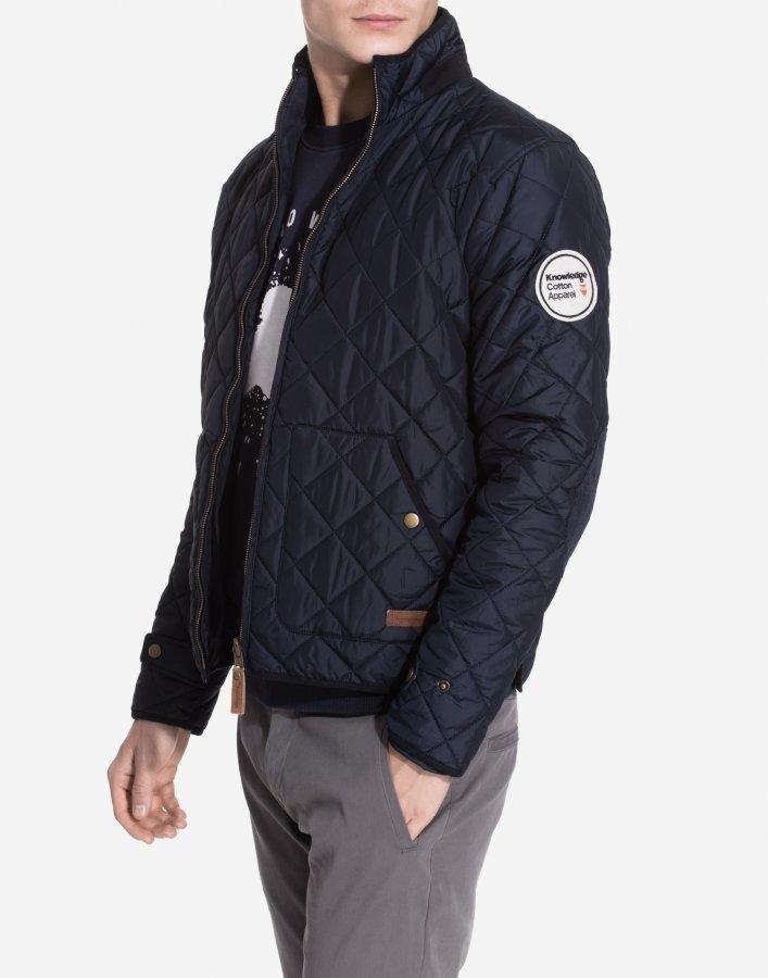 Knowledge Cotton Apparel PET Light Jacket Reversible Takki Total Eclipse 59d49c797d