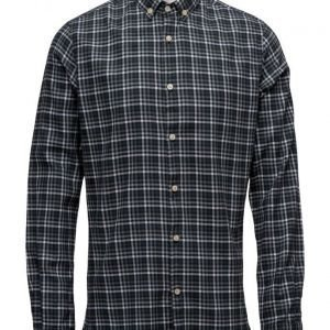 Knowledge Cotton Apparel Small Checked Shirt -Gots