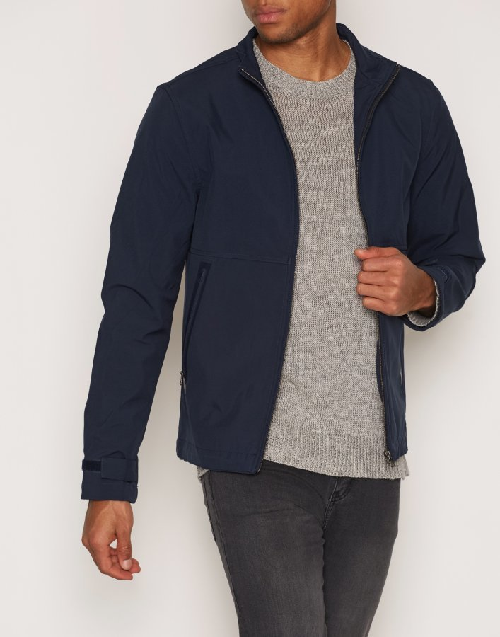 Knowledge Cotton Apparel Soft Shell Jacket Takki Eclipse ... c91dc3150f