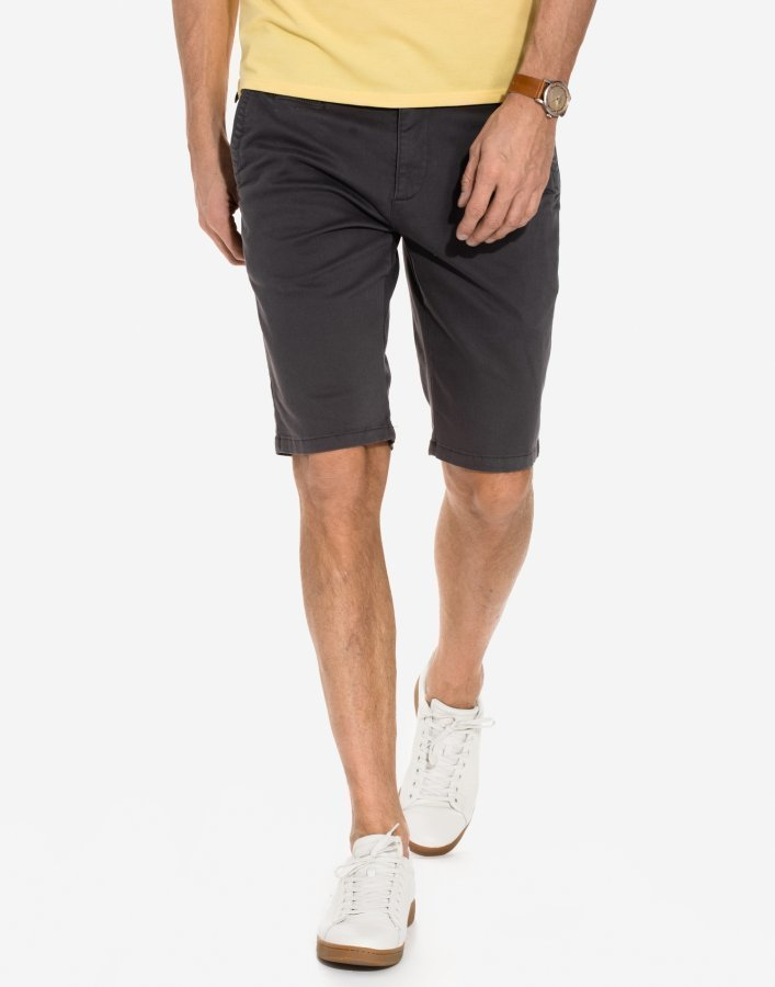 Knowledge Cotton Apparel Stretch Chino Shorts Shortsit Castlerock