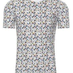 Knowledge Cotton Apparel T-paita