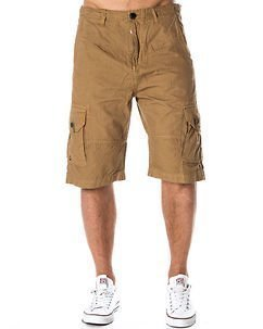 Kongo Shorts Dark Camel