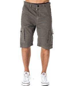 Kongo Shorts Graphite Grey