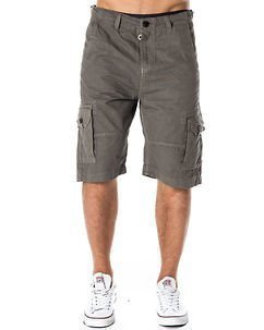 Kongo Shorts Graphite Grey