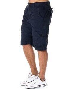 Kongo Shorts Midnight Blue