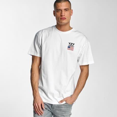 Kreem T-paita Valkoinen