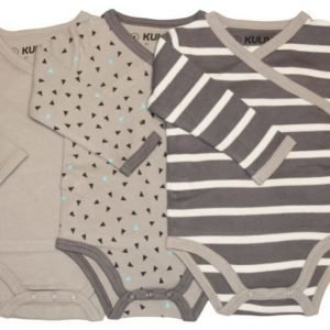 Kuling Body 3 kpl Dusty Grey