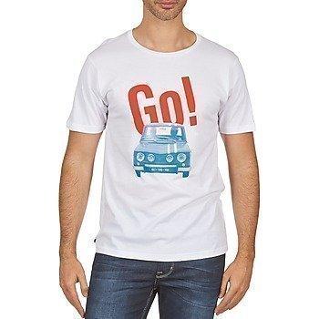 Kulte BALTHAZAR GO 101926 BLANC lyhythihainen t-paita
