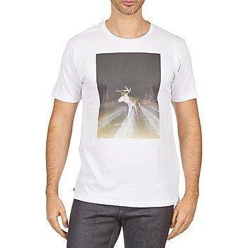 Kulte BALTHAZAR PLEIN PHARE 101931 BLANC lyhythihainen t-paita