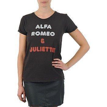 Kulte LOUISA ROMEO 101950 NOIR lyhythihainen t-paita
