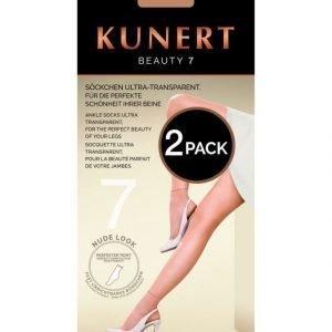 Kunert Beauty 7 Nilkkasukat 2-Pack