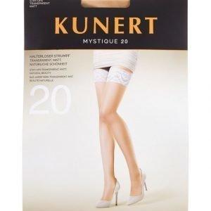 Kunert Mystique 20 Den Stay Up Sukat