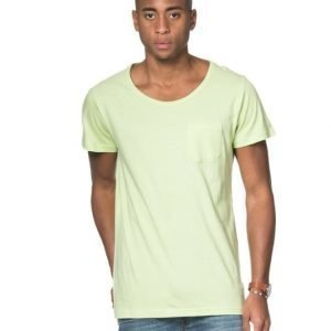 Kvarn Hans Tee Light Green