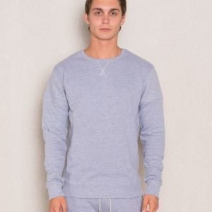 Kvarn Viktor Sweater Grey Melange