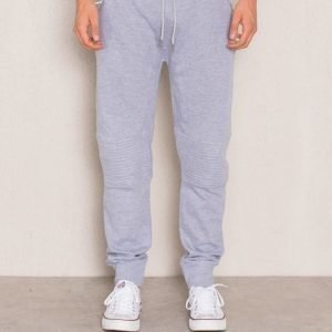 Kvarn Viktor Sweatpants Grey Melange