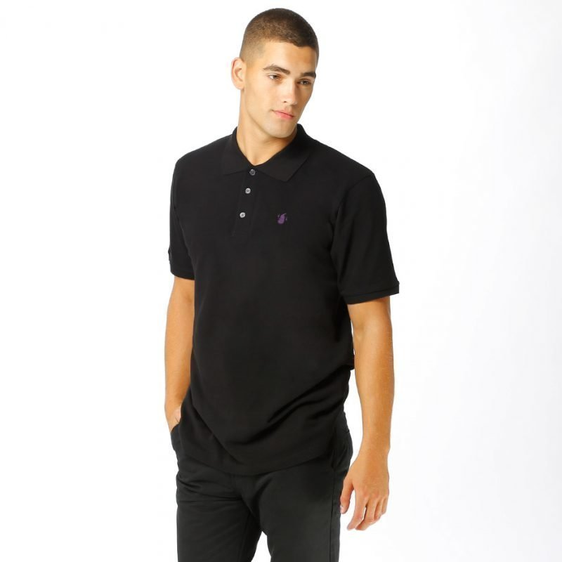 LE-FIX Solid Polo -pikee