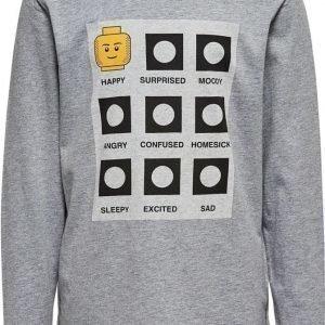 LEGO Wear Pusero Tony 712P Grey Melange