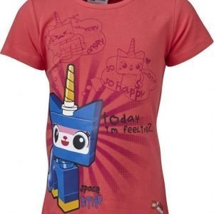 LEGO Wear T-paita The Movie Theodora 433 Bright Pink