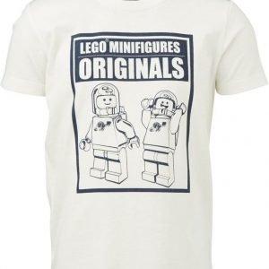 LEGO Wear T-paita Tony 601 Off White