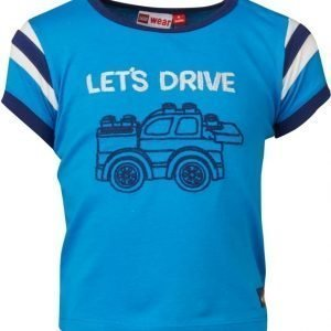 LEGO Wear T-paita Trey 404 Blue