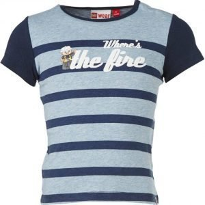 LEGO Wear T-paita Trey 606 Dark Navy