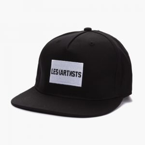 LES ARTISTS Box Logo Snapback