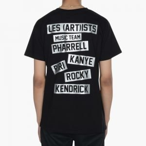 LES ARTISTS Music Team Tee