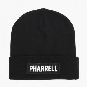 LES ARTISTS Pharrell Patch Beanie