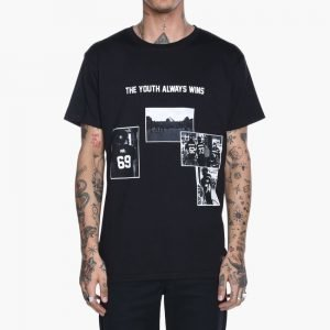 LES ARTISTS The Youth Always Win Tee